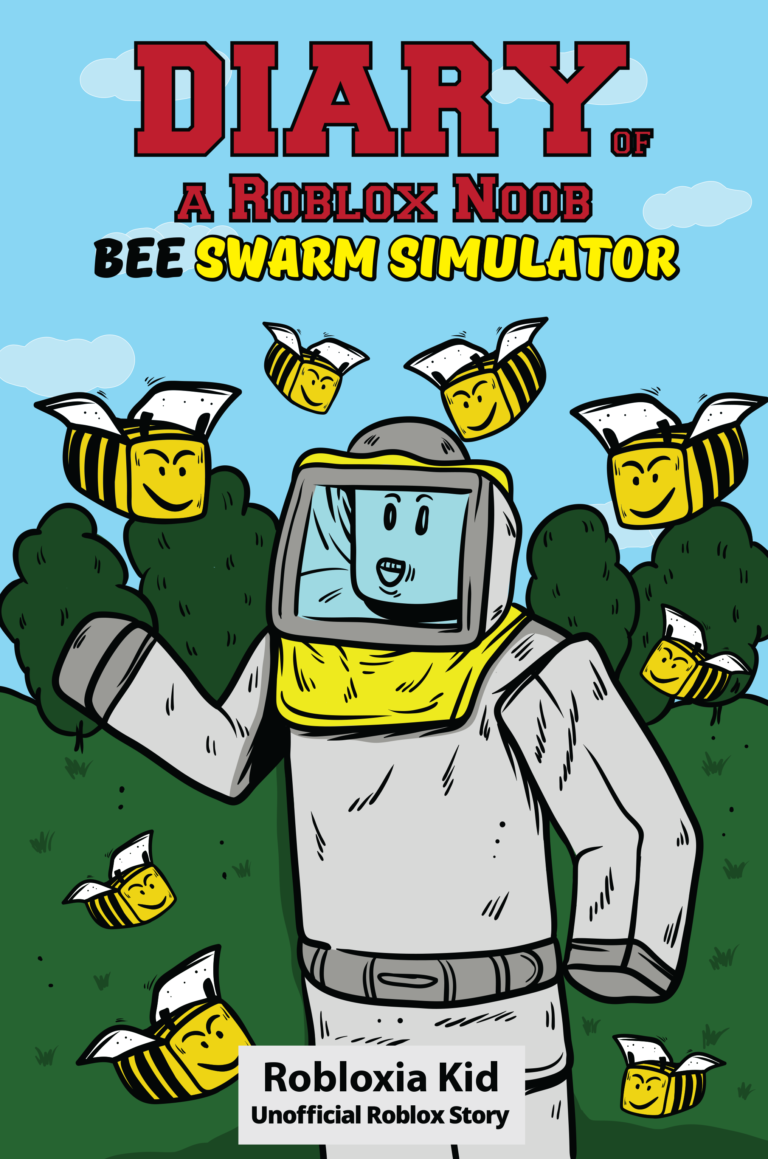 Diary of a Roblox Noob: Bee Swarm Simulator - Robloxia Kid