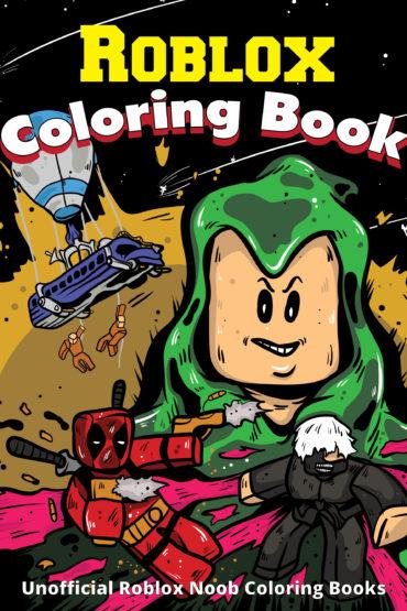 Roblox Coloring Book Robloxia Kid